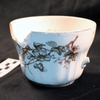Whiteware Cup (side b)